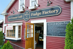 The Mill Fudge Factory