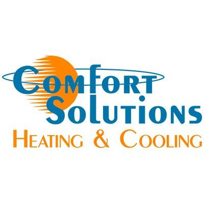 Comfort Solutions Heating & Cooling image 0