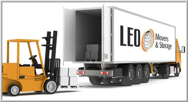 Leo Movers and Storage