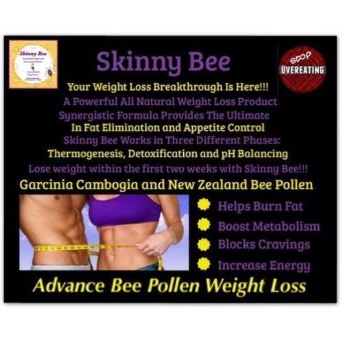 BEE POLLEN SKINNY WEIGHT LOSS image 5