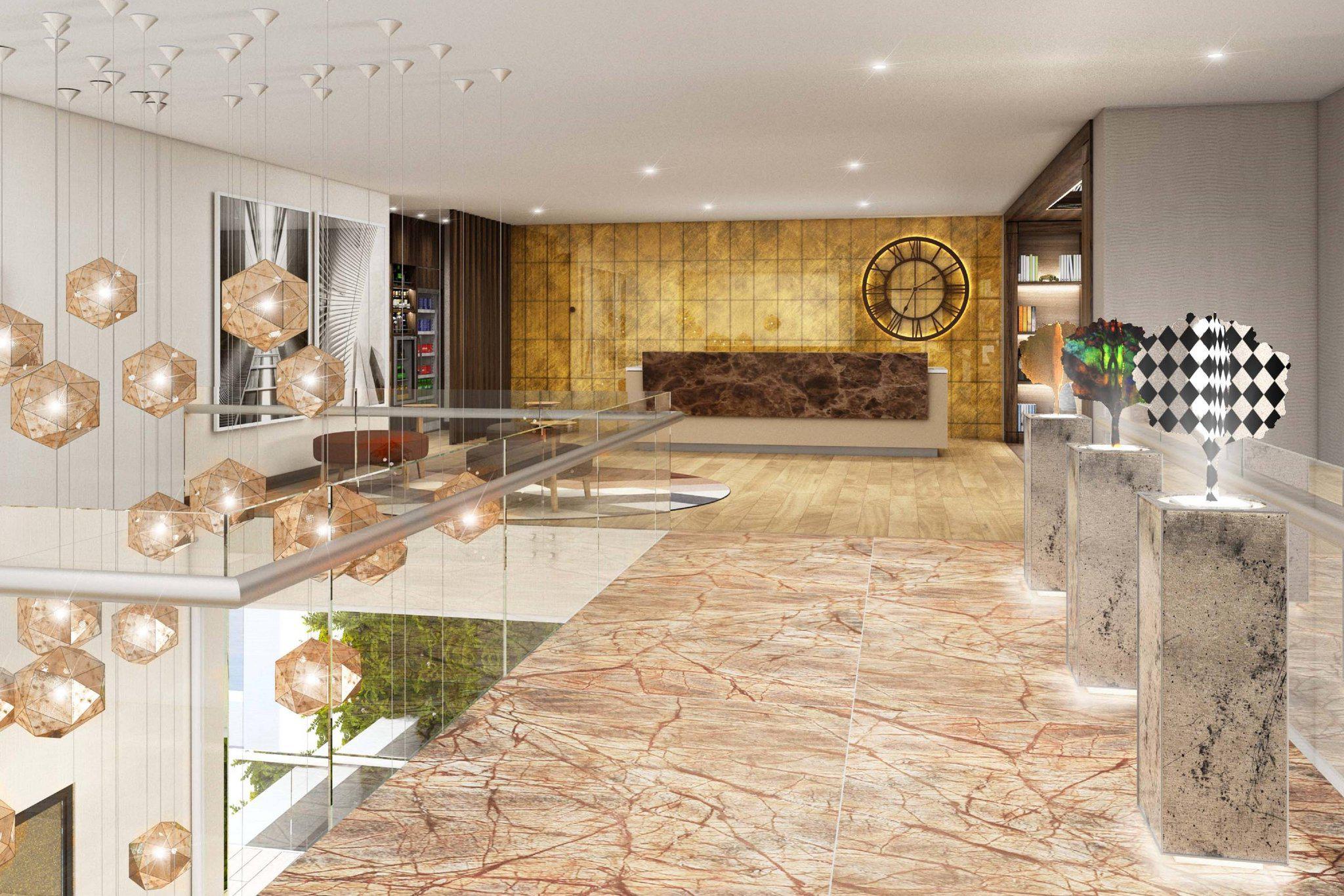 AC Hotel by Marriott Bogota Zona T
