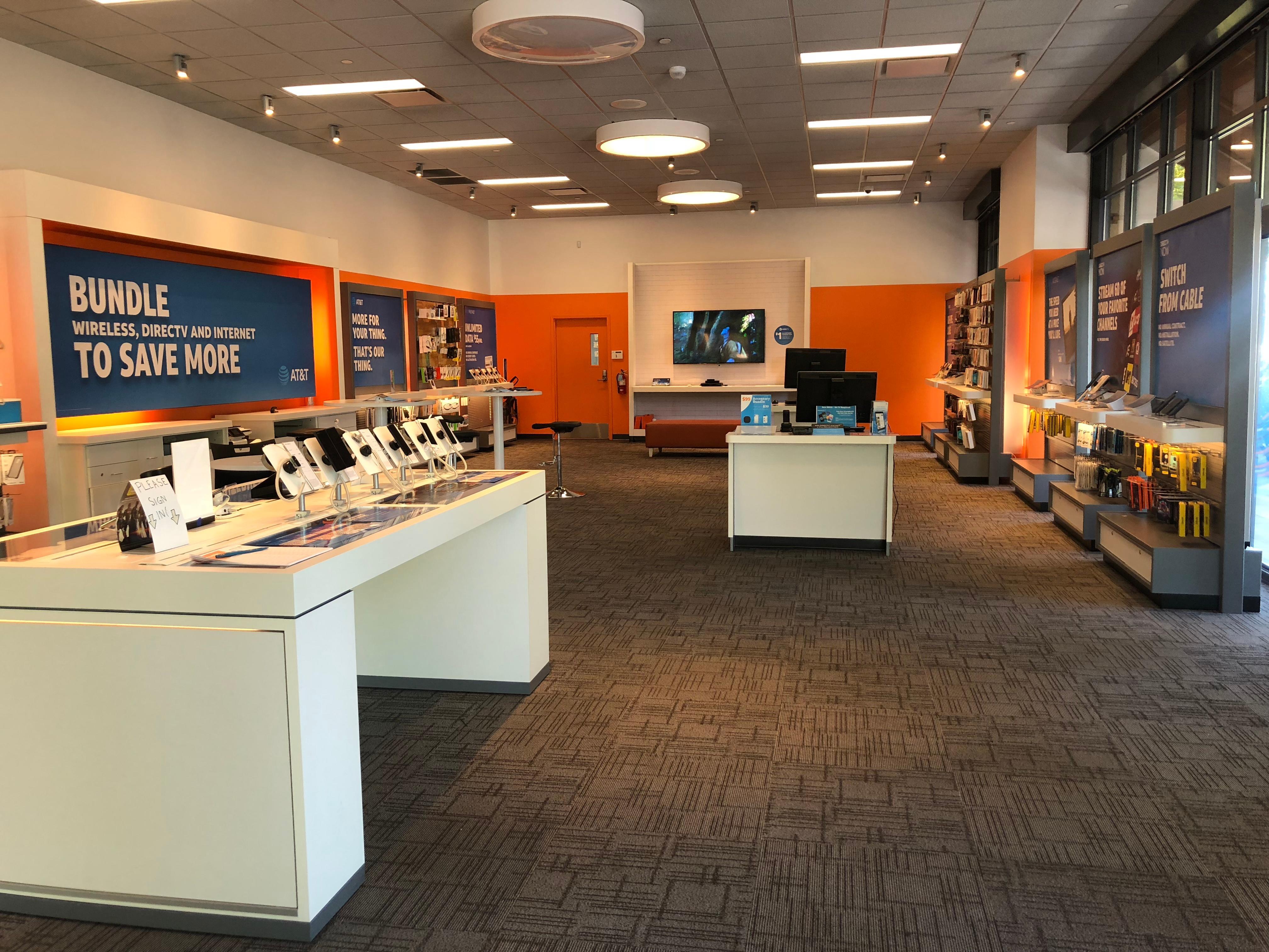 AT&T - Closed