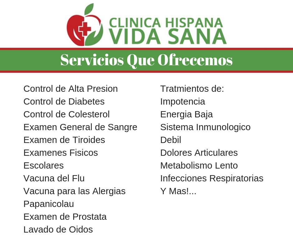 Clinica Hispana Vida Sana image 0