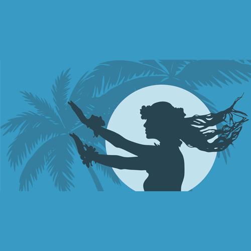 Hawaiian Hula Hands Restaurant