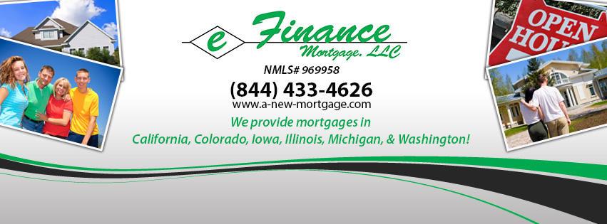 e-Finance Mortgage, LLC image 0