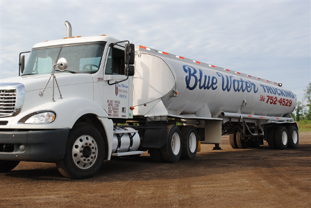 Blue Water Trucking image 0