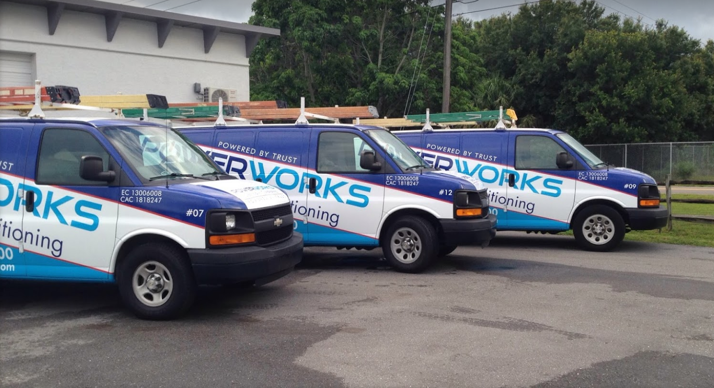 Powerworks Electric & Air Conditioning image 0