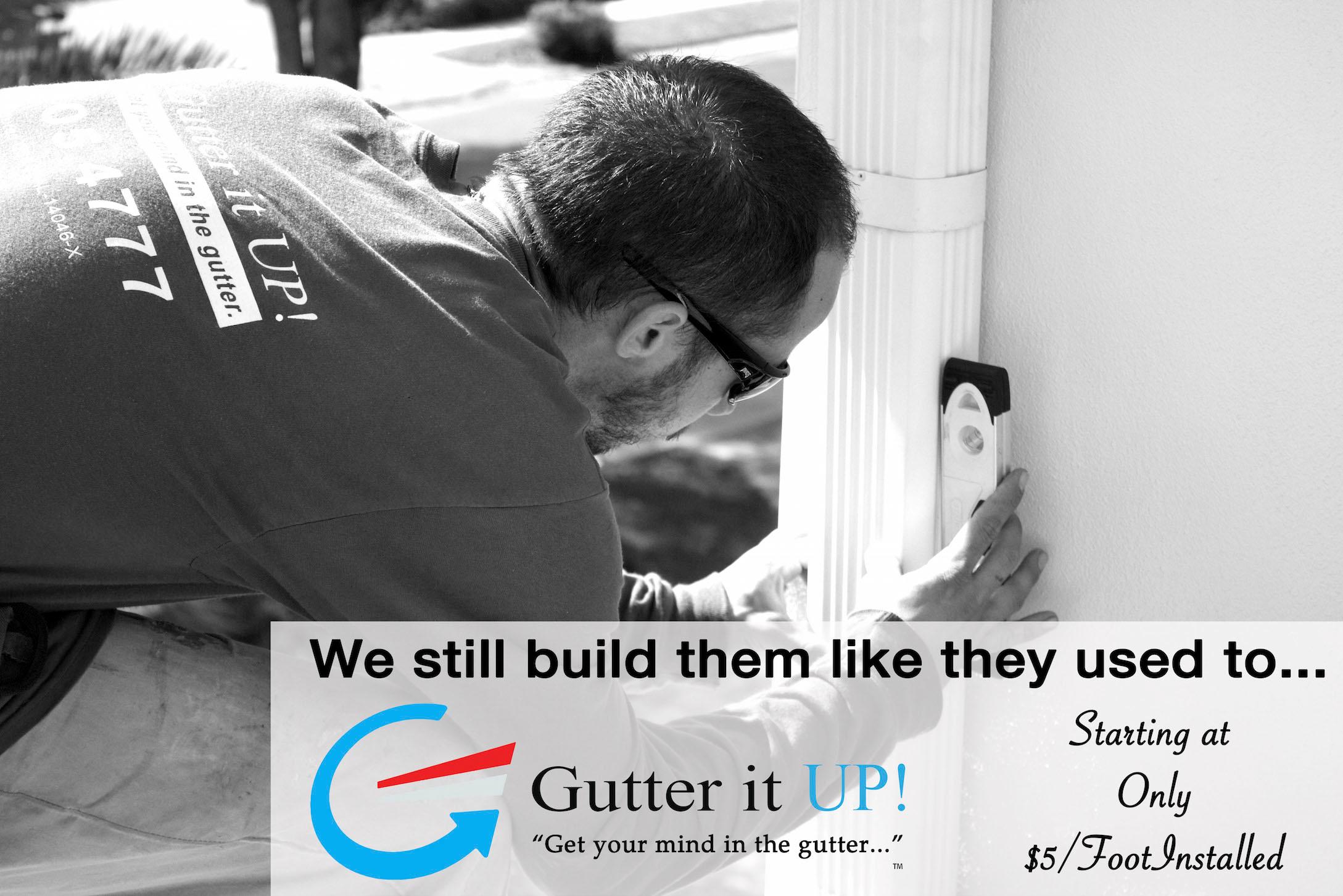 Gutter It UP! Inc. image 24