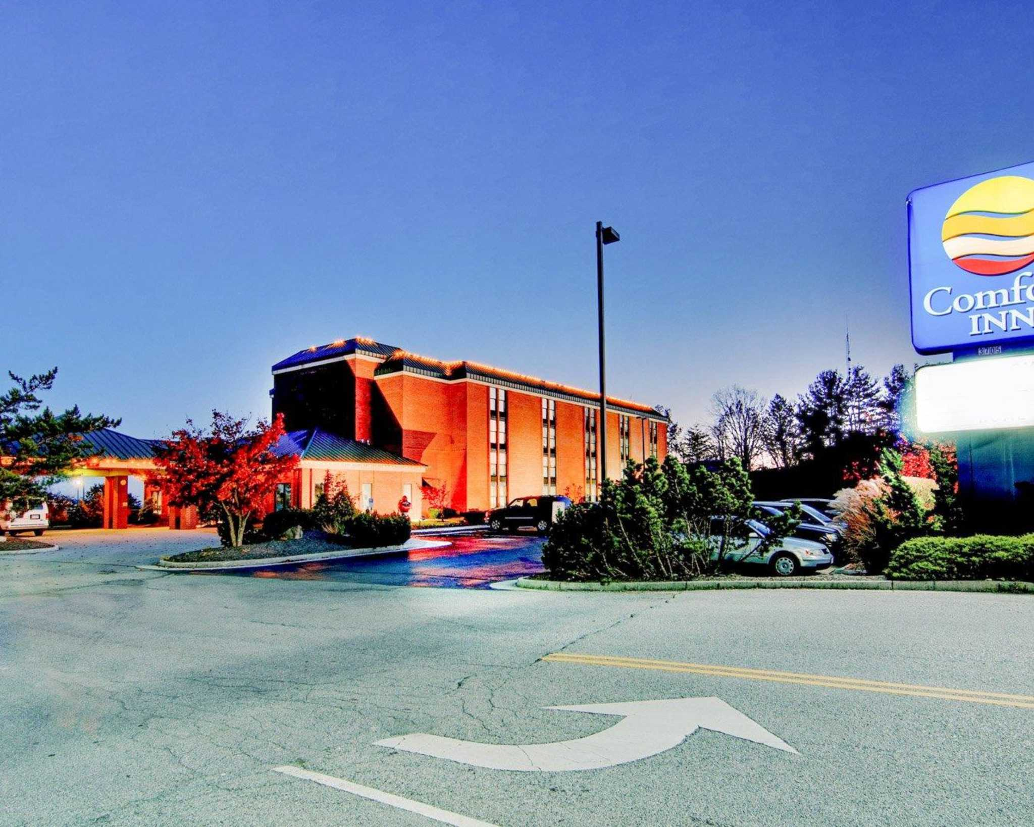 Comfort Inn In Blacksburg Va 540 951 1