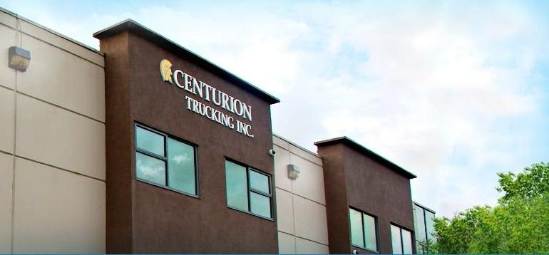 Centurion Trucking Inc