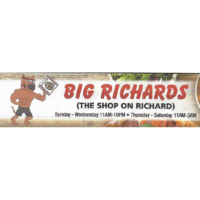 Big Richards Pizza