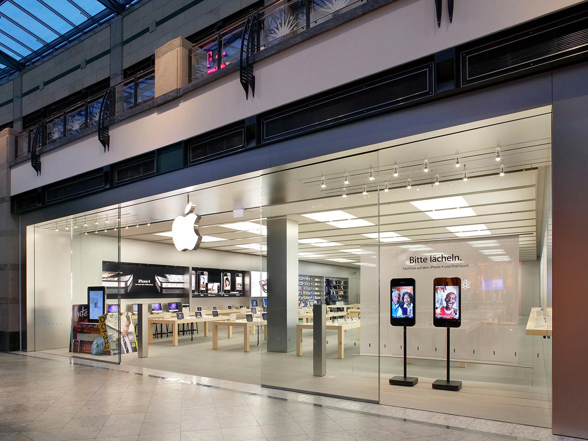 Apple Store, CentrO