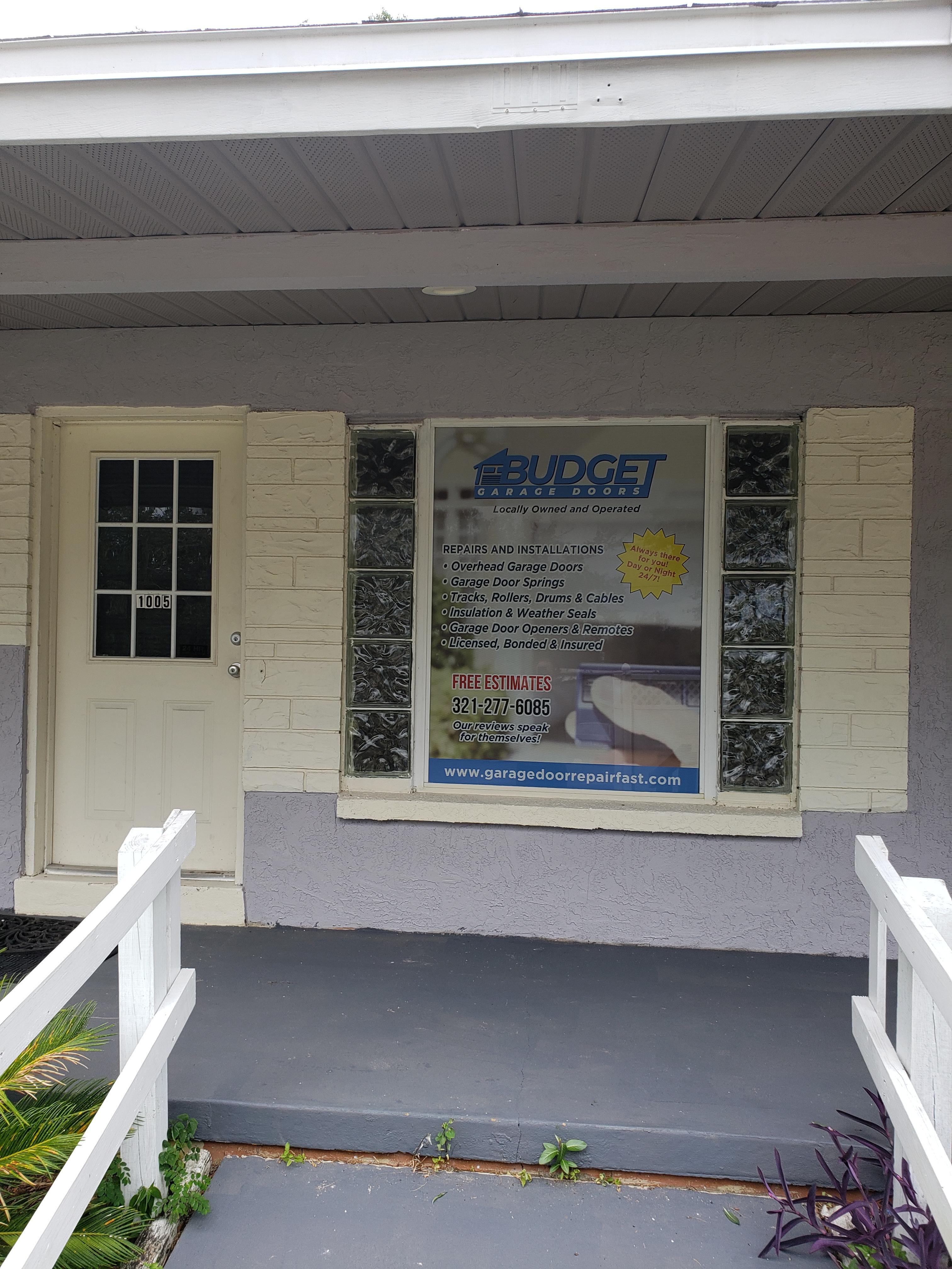 Budget Garage Doors image 0
