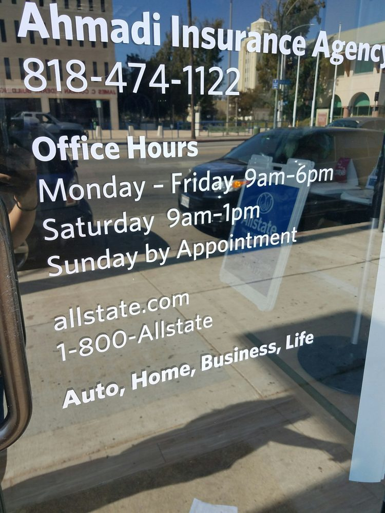 Hoda Ahmadi: Allstate Insurance image 6