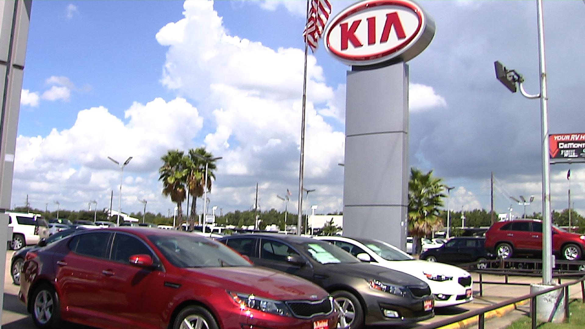 American Auto Sales Houston Tx: DeMontrond Kia 14101 North Freeway Houston, TX Auto