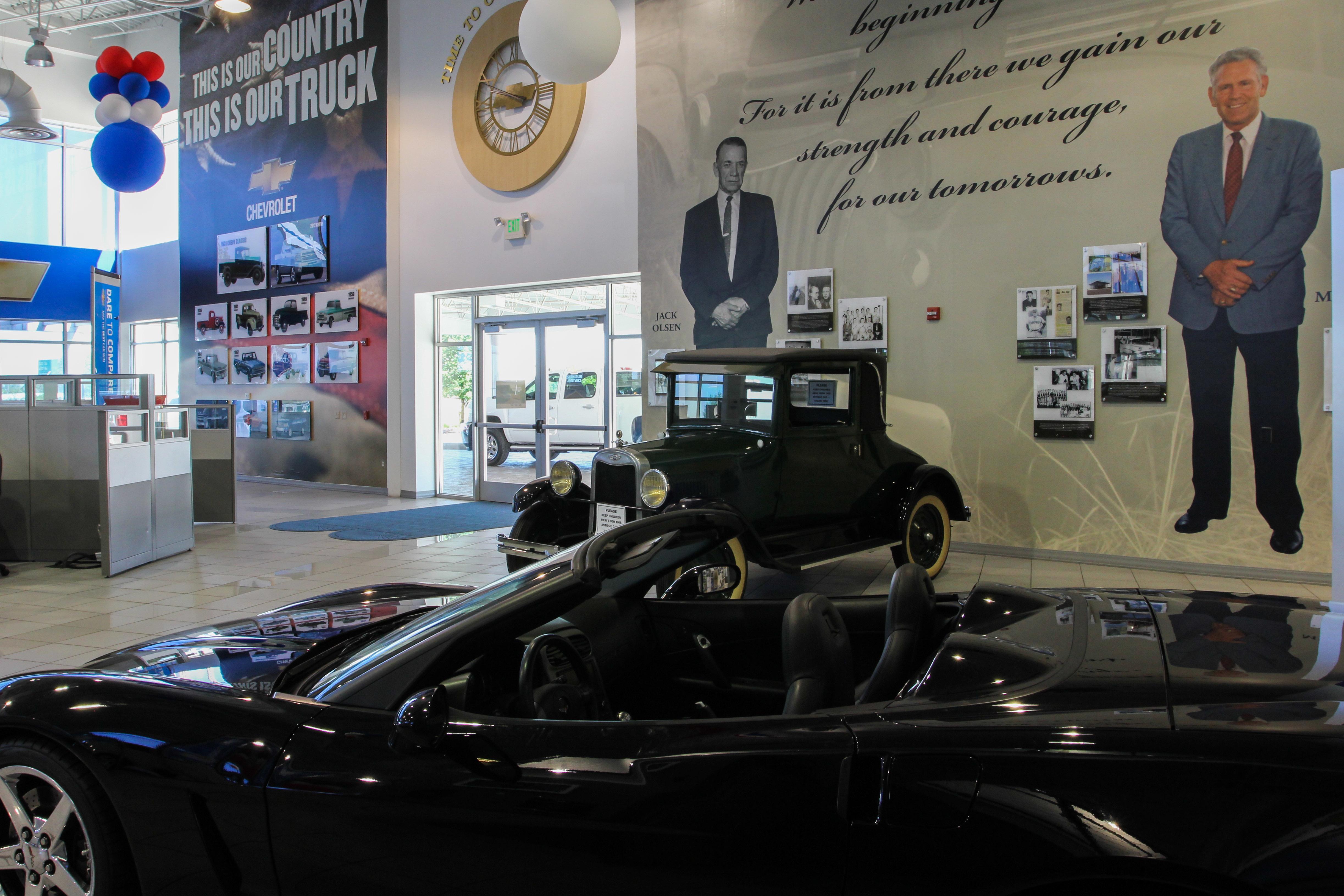 Murdock Chevrolet image 1