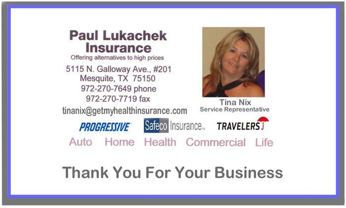 Paul Lukachek Insurance Agency image 6