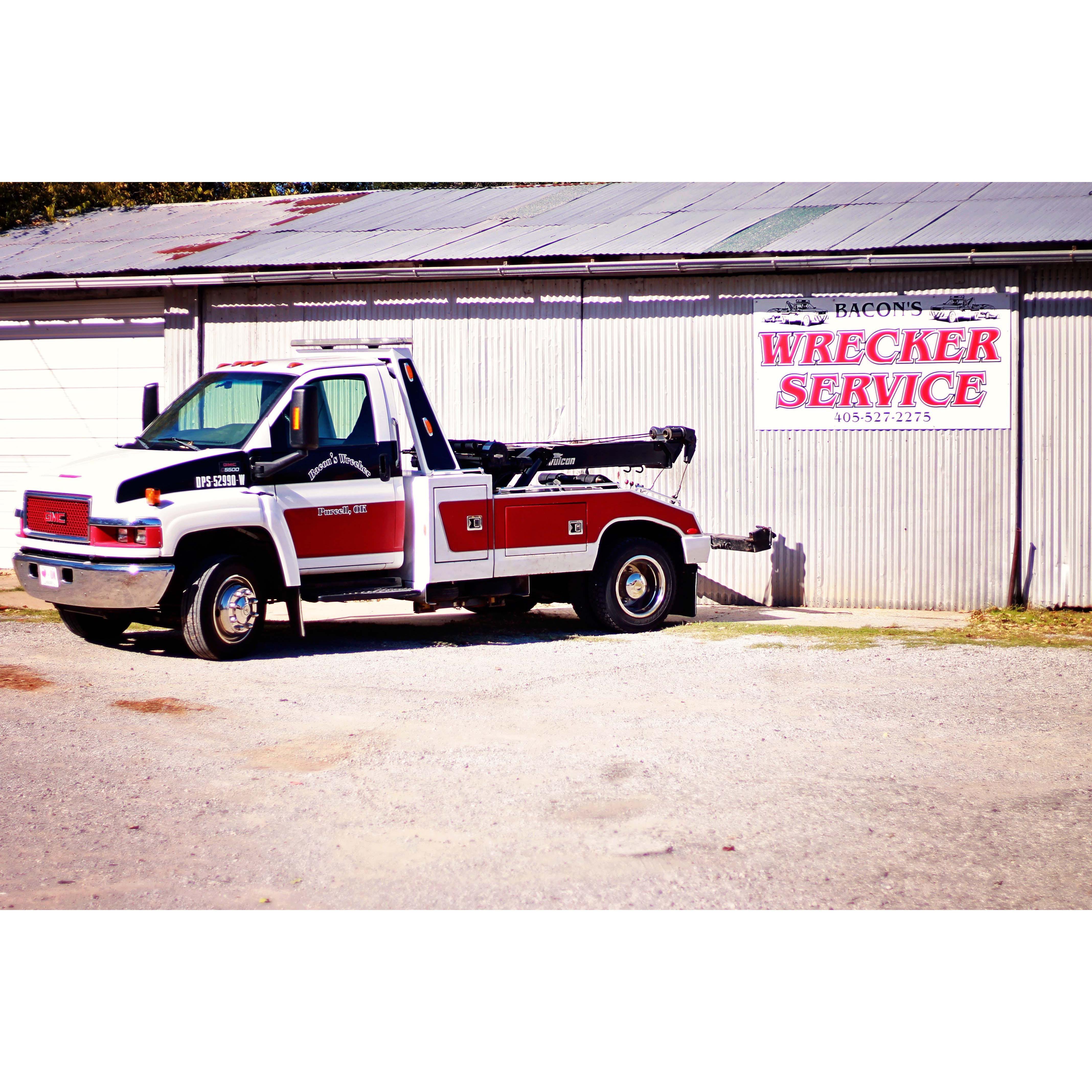 Bacon's Wrecker Service LLC
