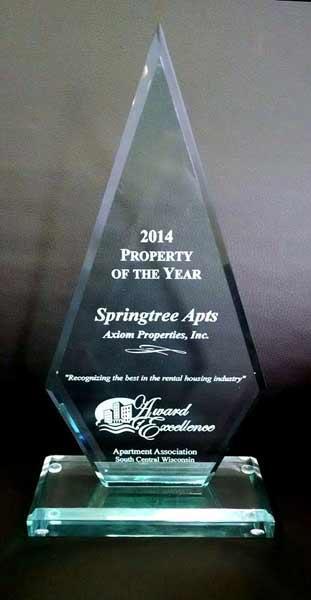 Springtree Apartments image 1