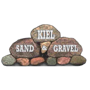Kiel Sand & Gravel Inc - ad image