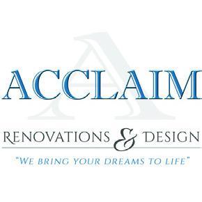 Acclaim Renovations and Design