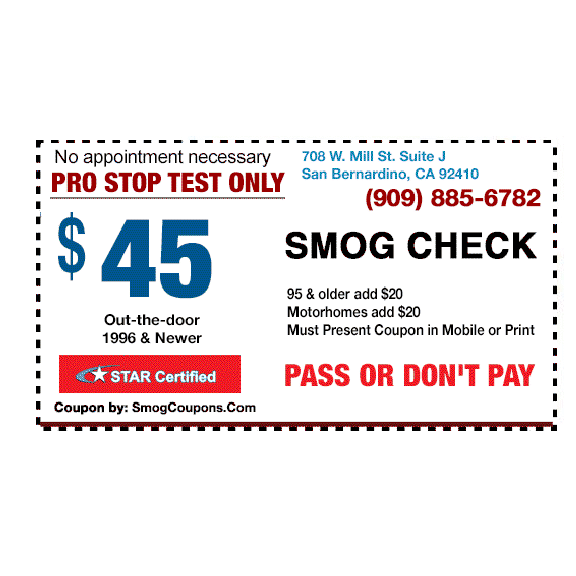 Pro Stop Test Only image 1