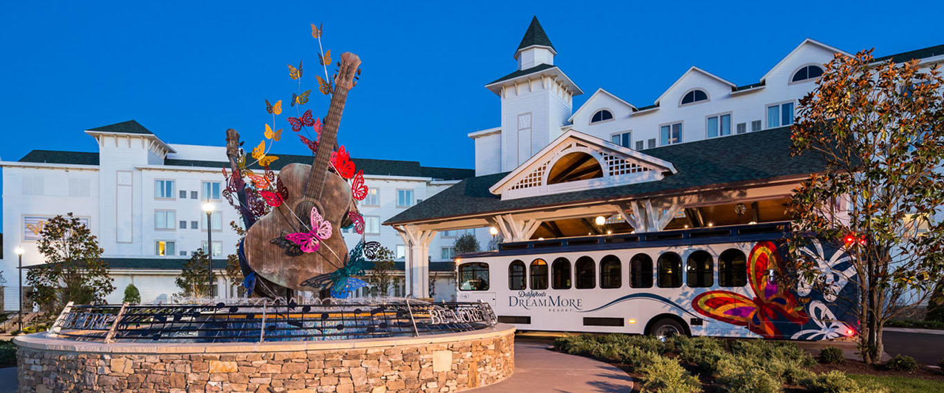 Dollywood's DreamMore Resort image 0