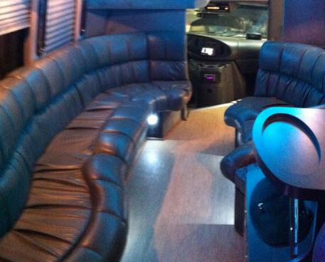 Elite Luxury Bus image 4
