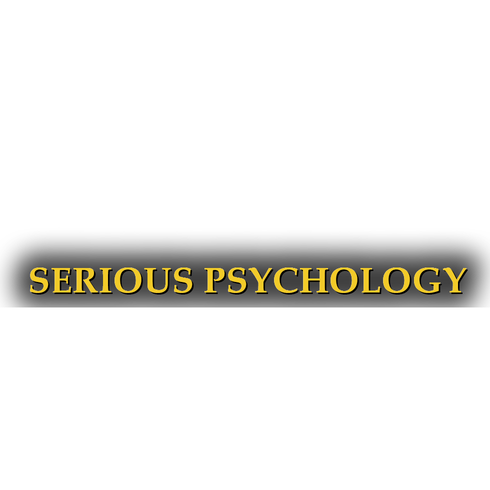 Serious Psychology image 3