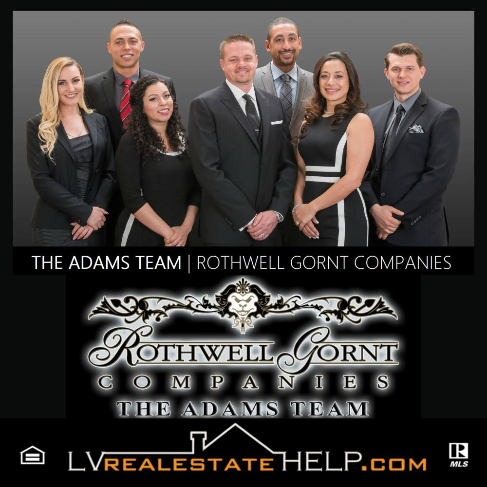 The Adams Team at Rothwell Gornt Companies