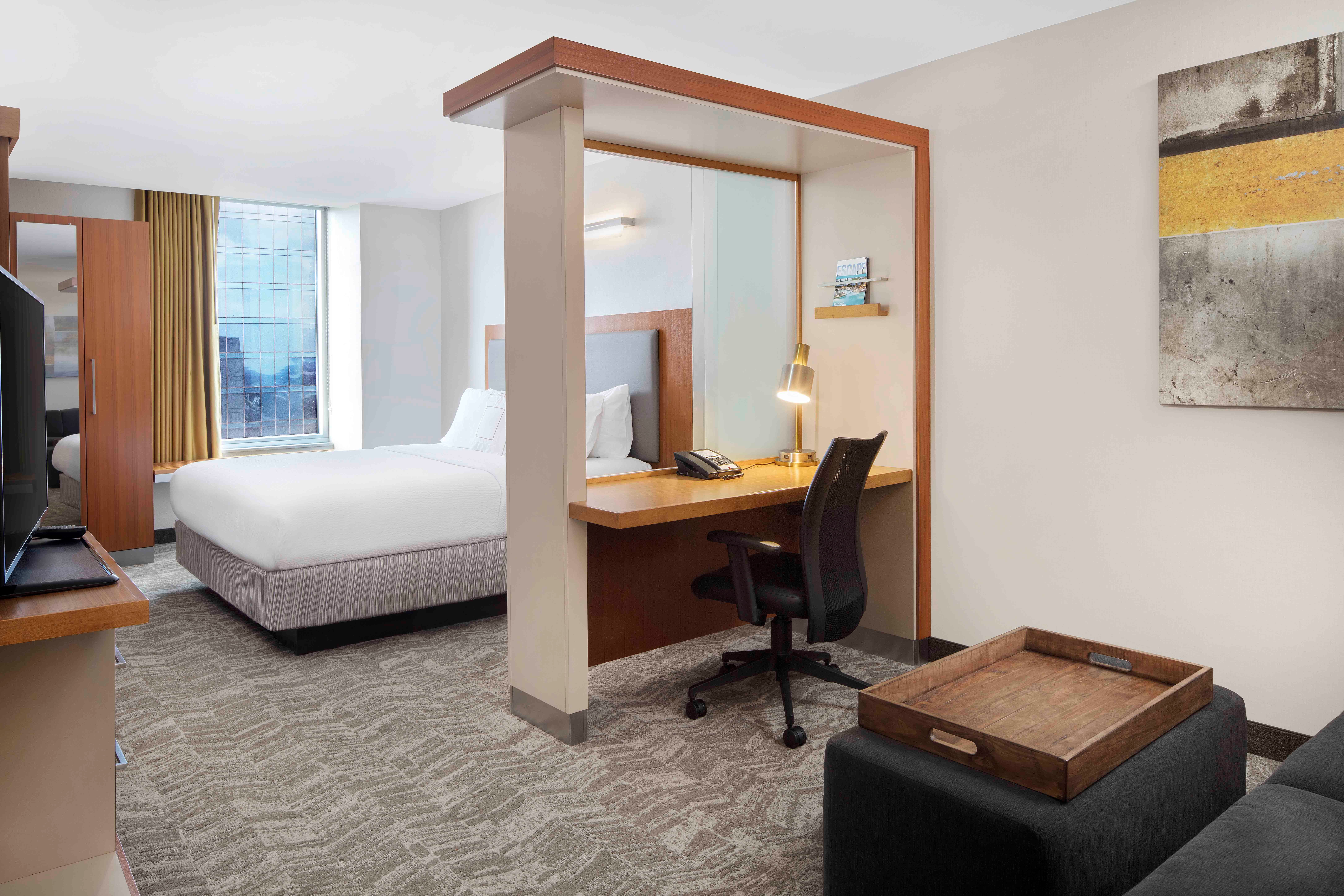 SpringHill Suites by Marriott Indianapolis Downtown image 15
