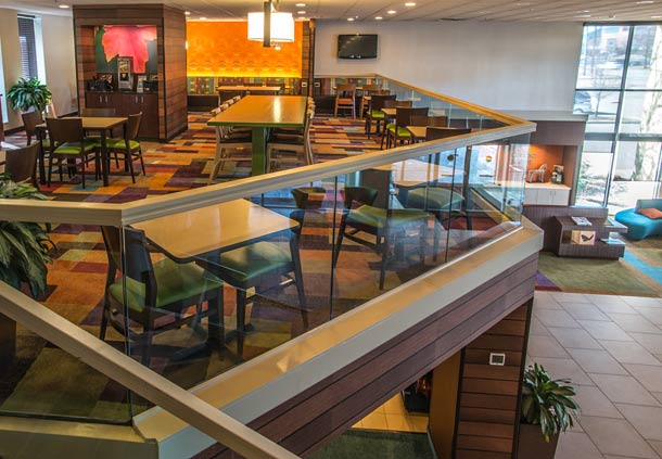 Fairfield Inn & Suites by Marriott Cincinnati North/Sharonville image 0