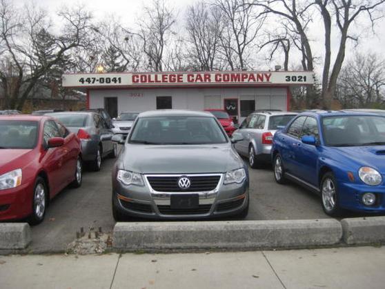 College Car Company image 1