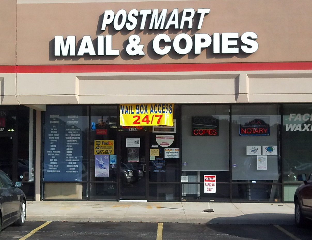 Postmart Mail & Copies image 0