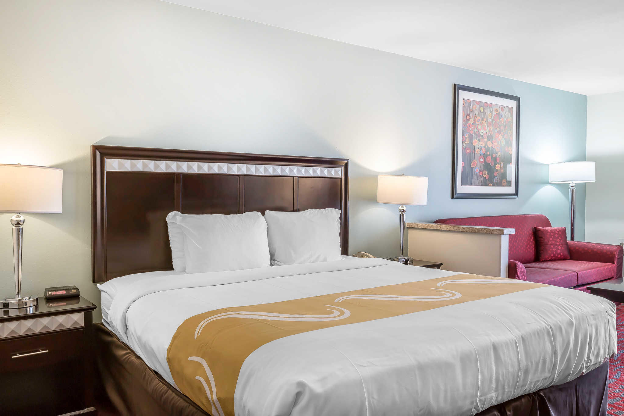 Quality Inn & Suites Irvine Spectrum image 28