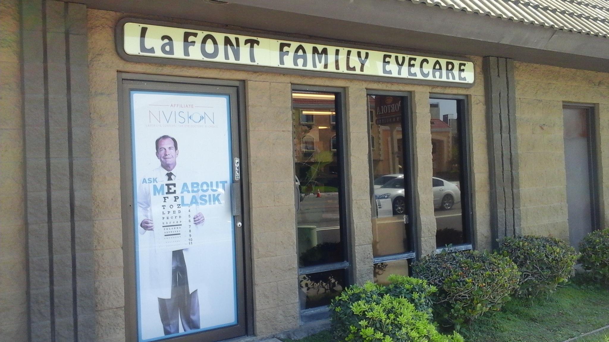 LaFont Family Eyecare Optometry image 3