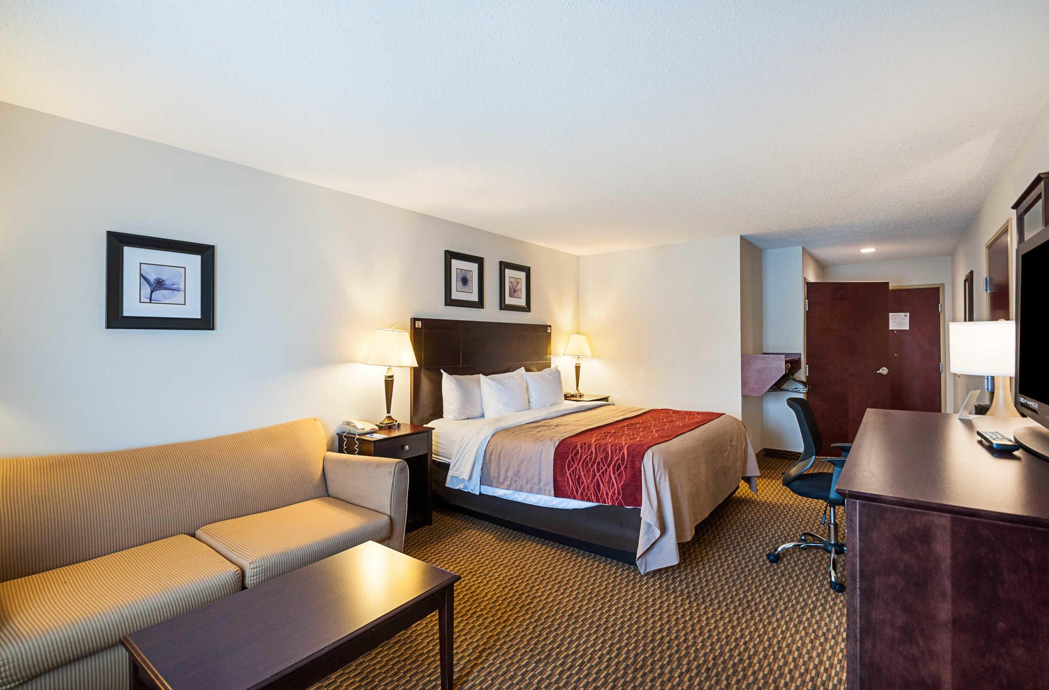 Comfort Inn & Suites Cambridge image 10
