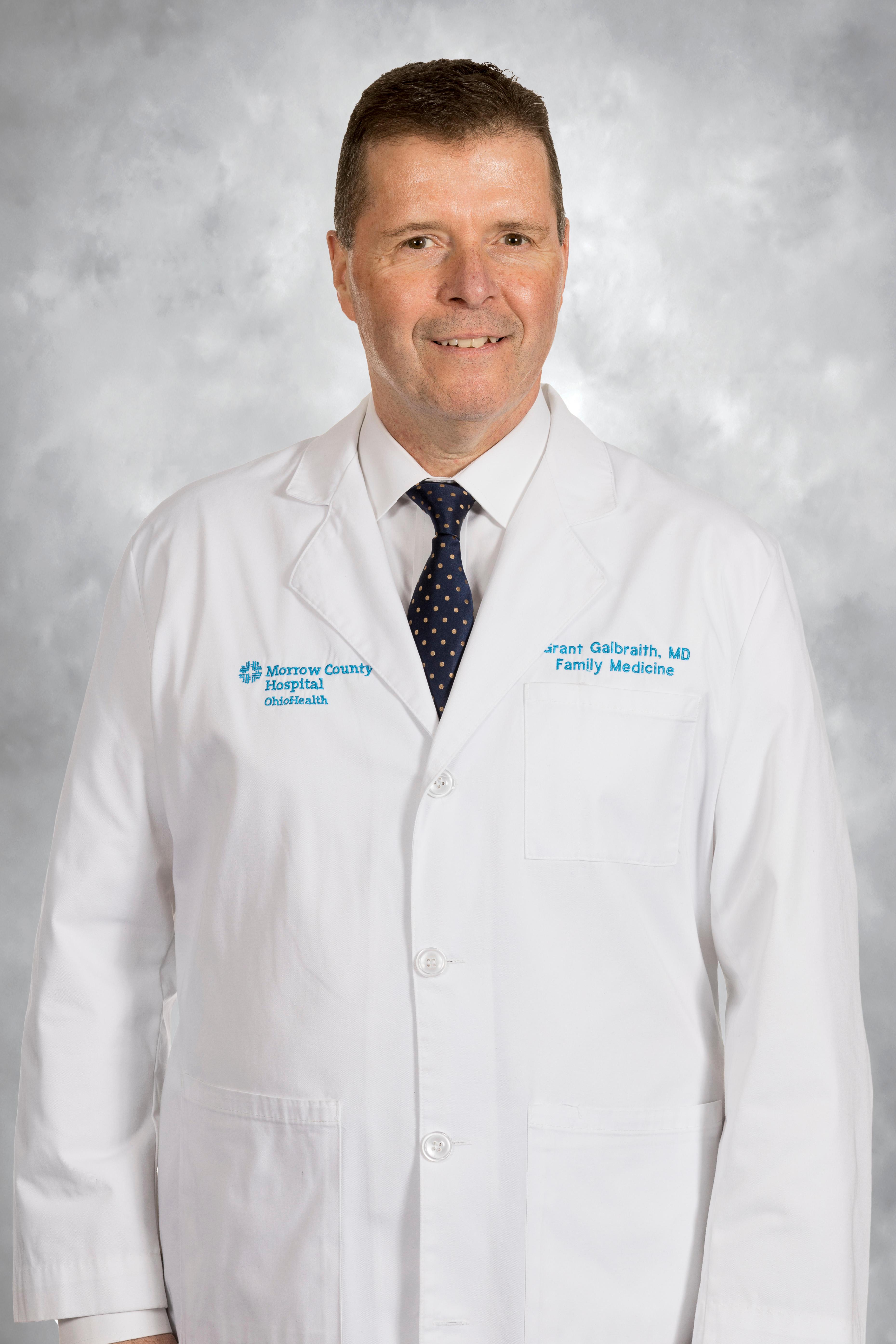 J. Grant Galbraith, MD - MCH Primary Care Northfield image 0