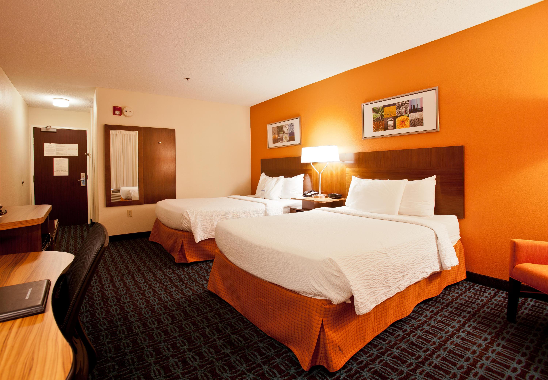 Fairfield Inn & Suites by Marriott Savannah Airport image 6