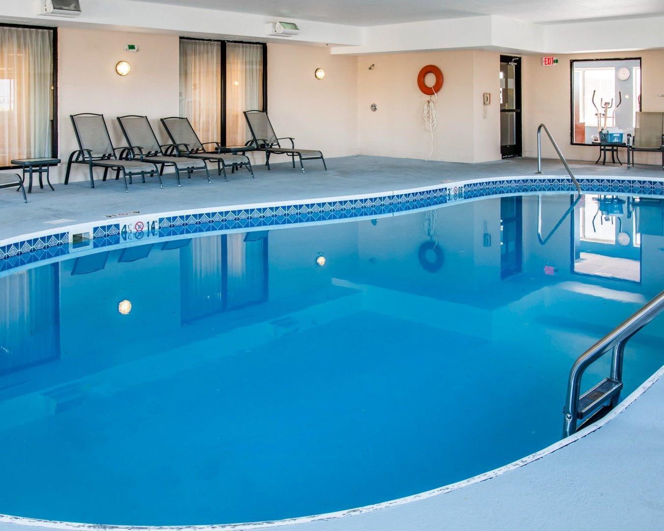 Comfort Suites In Findlay  Oh