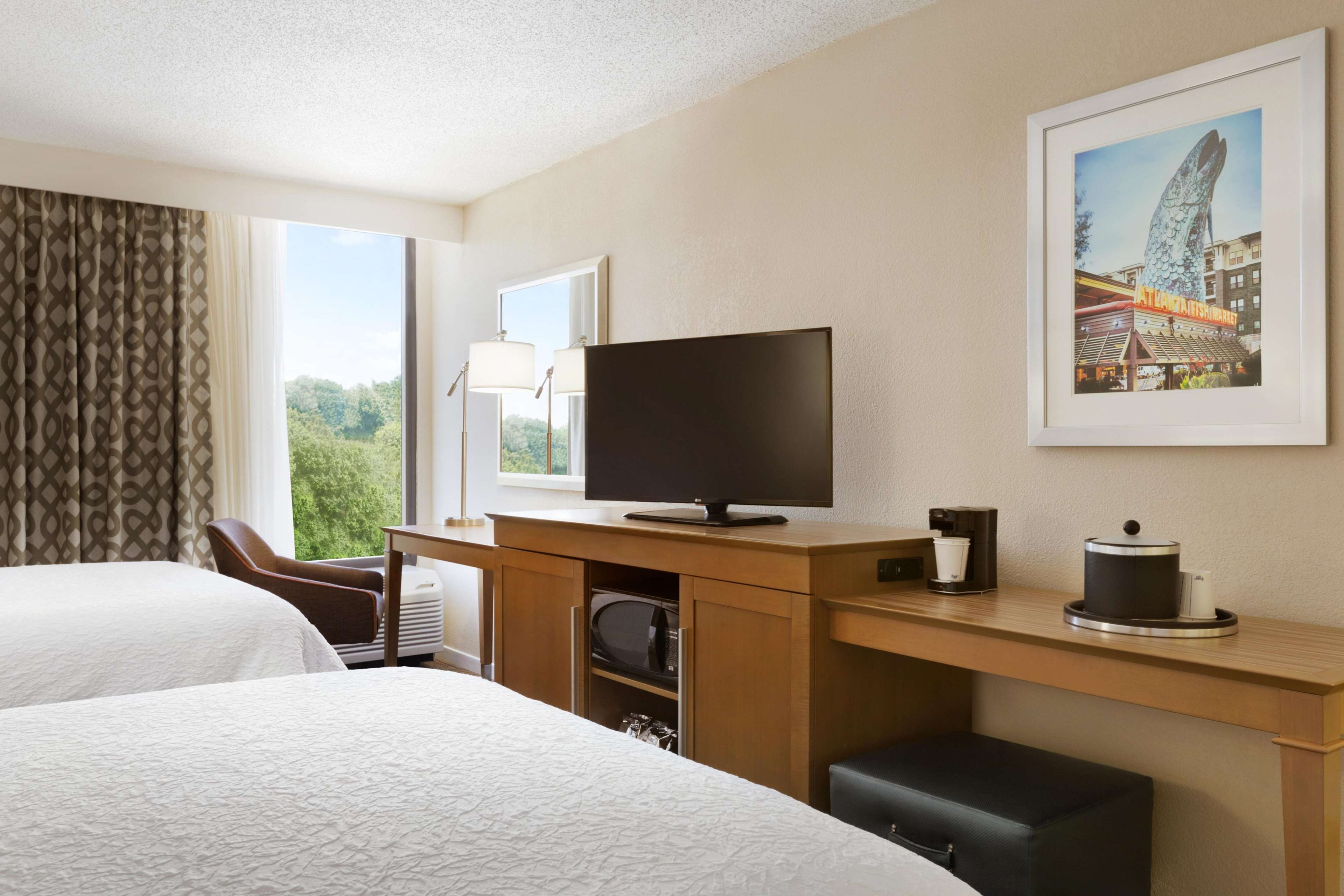 Hampton Inn Atlanta-Buckhead image 8
