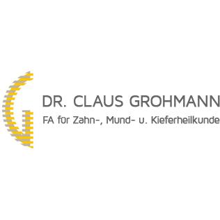 Logo von Dr. Claus Grohmann