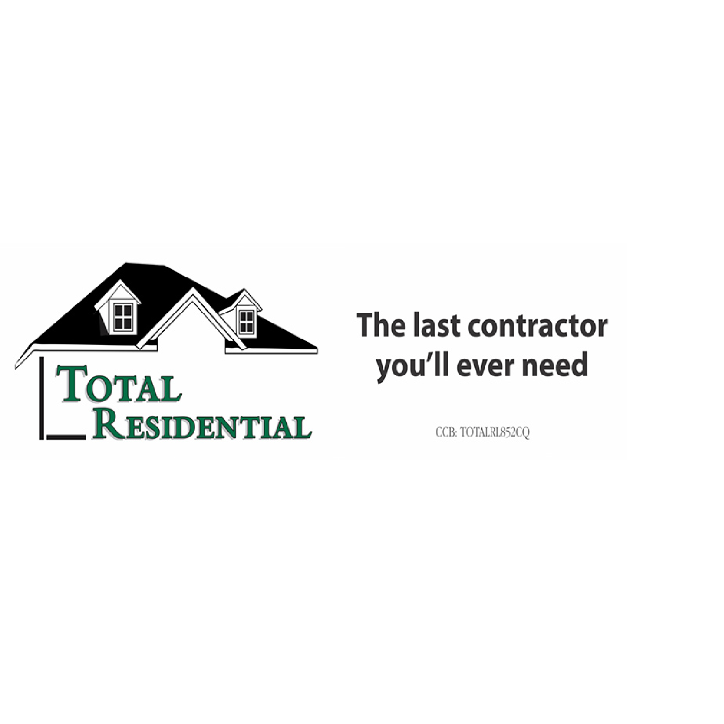Total residential