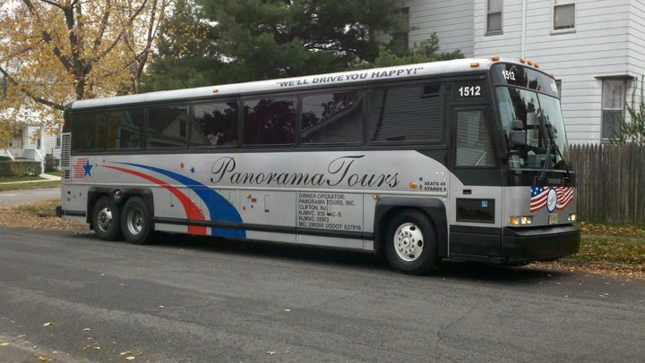 Panorama Tours In Clifton Nj 973 470 9700
