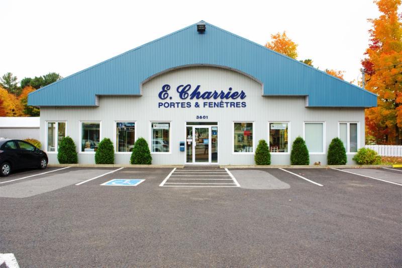 E. Charrier Inc à Saint-Ambroise-de-Kildare