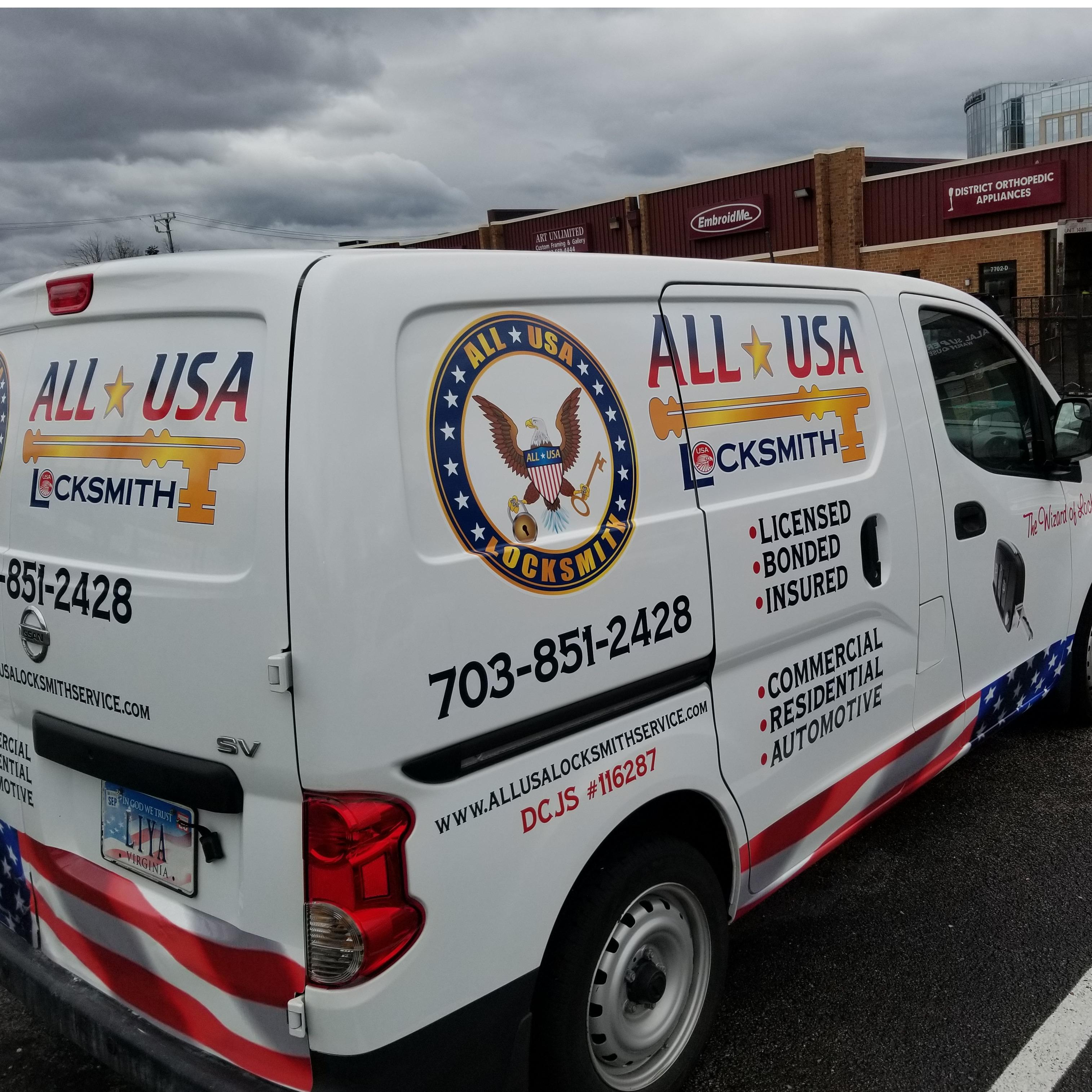 All USA Locksmith