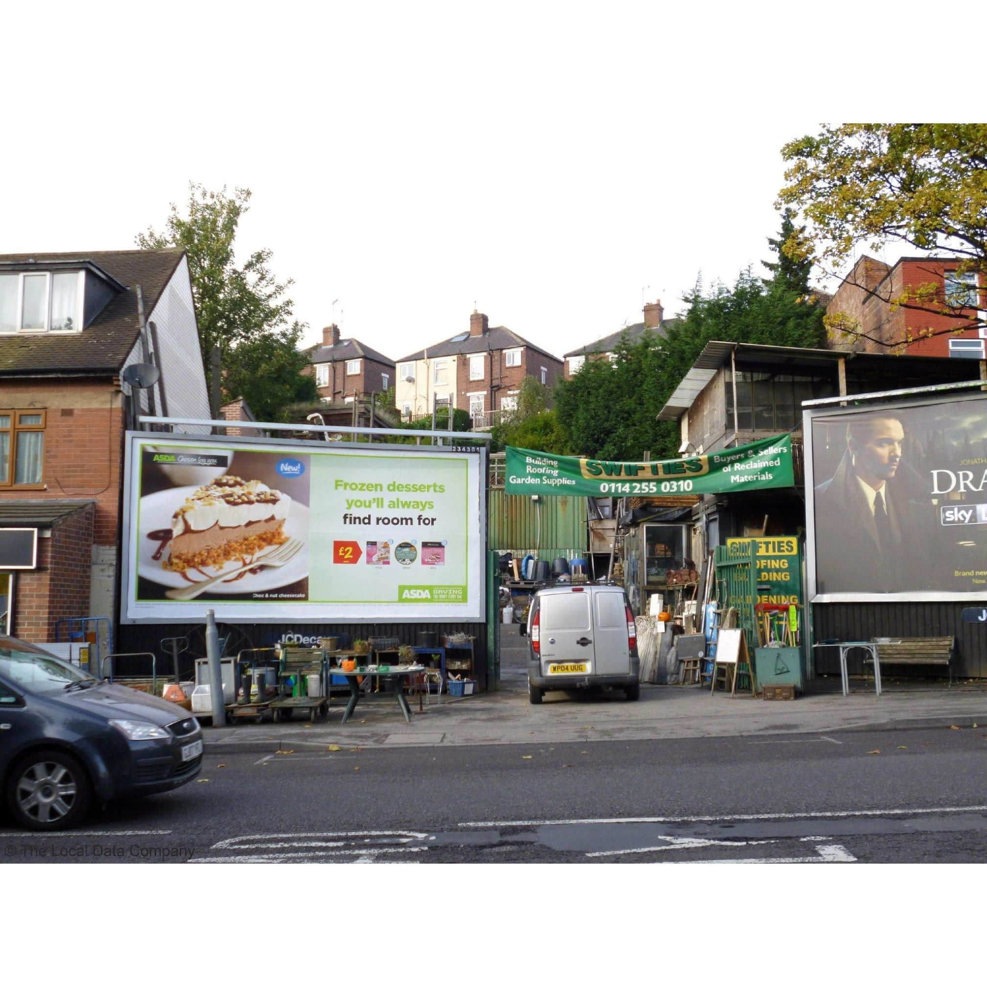 Swifties Roofing Materials In Sheffield S7 1fq 192 Com