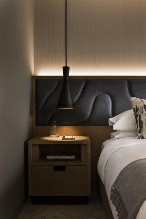 Guestroom nightstand