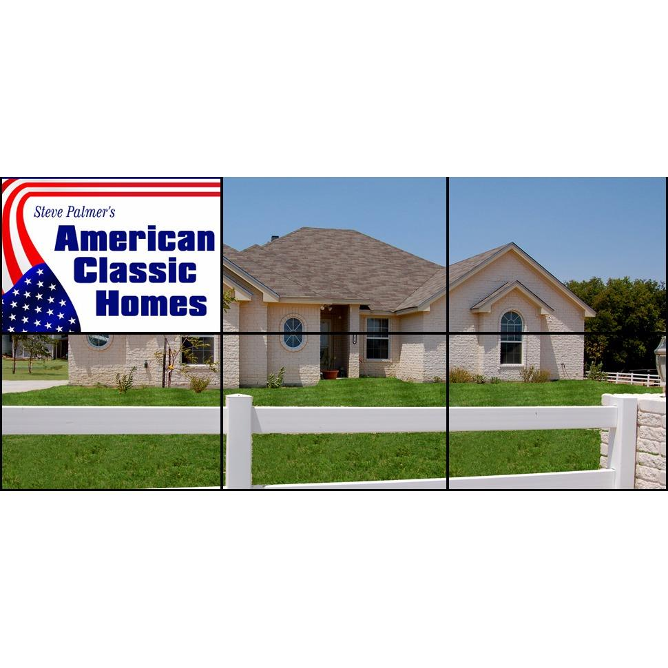 Steve palmer 39 s american classic homes robinson tx for Classic home builders
