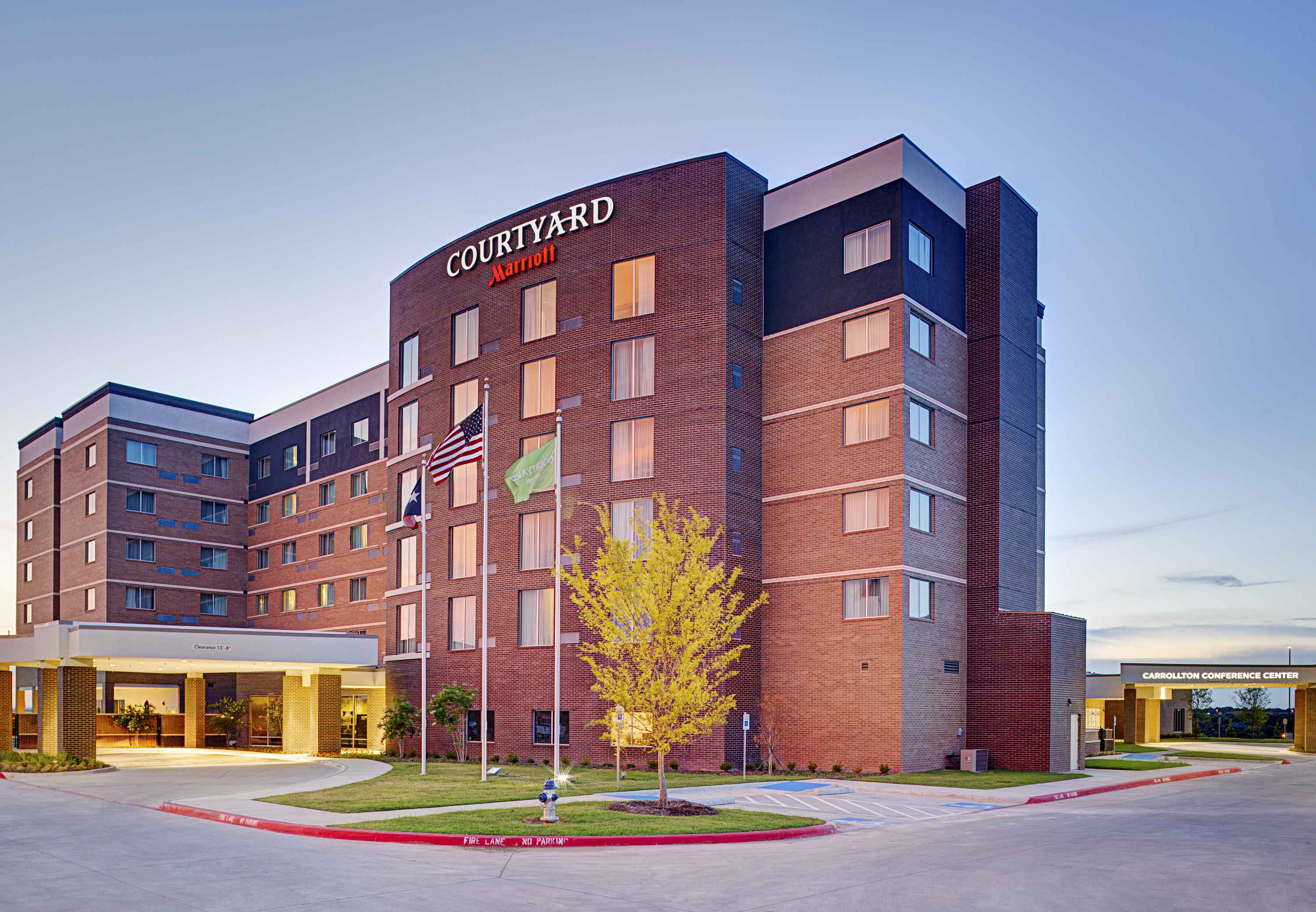 Courtyard by Marriott Dallas Carrollton and Carrollton Conference Center image 9
